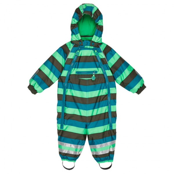 Ej Sikke Lej - Kid's Striped Outerwear Baby Winter Suit