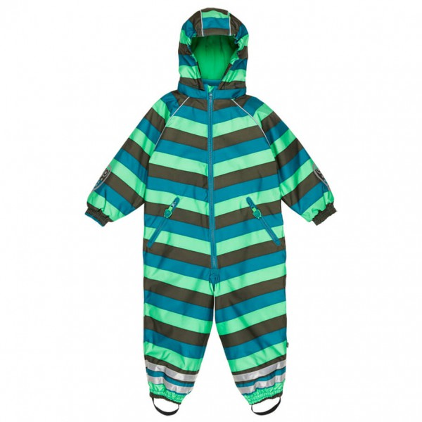 Ej Sikke Lej - Kid's Striped Outerwear Winter Suit