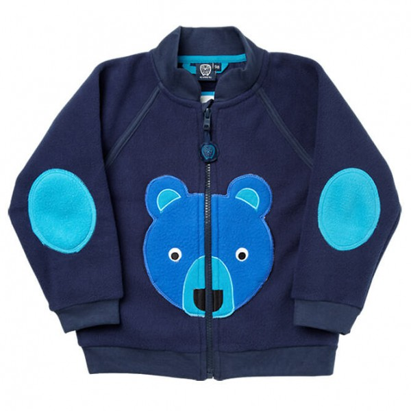 Ej Sikke Lej - Kid's Animal Fleece Jacket - Fleece jacket