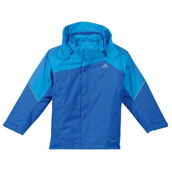 Adidas - Kid's 3In1 CPS Padded Jacket - Dubbel jack
