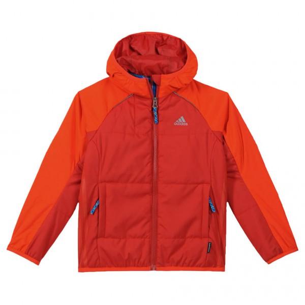 Adidas - Boy's Lofty Hoodie - Synthetic jacket