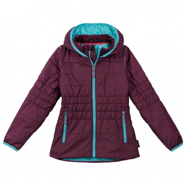 Adidas - Girl's Lofty Hoodie - Synthetic jacket