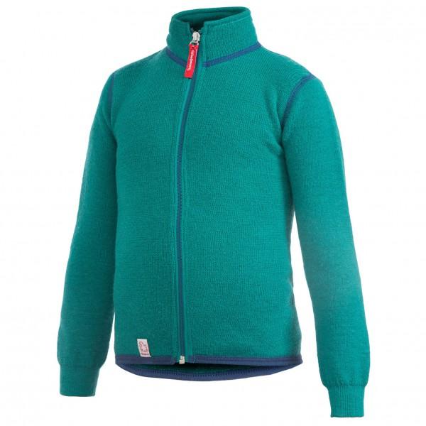Woolpower - Kid's Full Zip Jacket 400 - Wool jacket