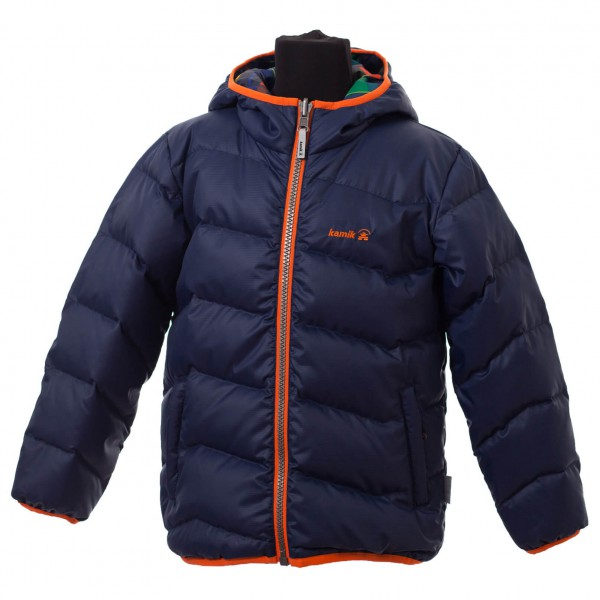 Kamik - Kid's Blender Reversible - Synthetic jacket