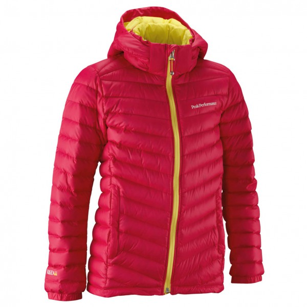 Peak Performance - Kid's Frost Down Hood - Untuvatakki