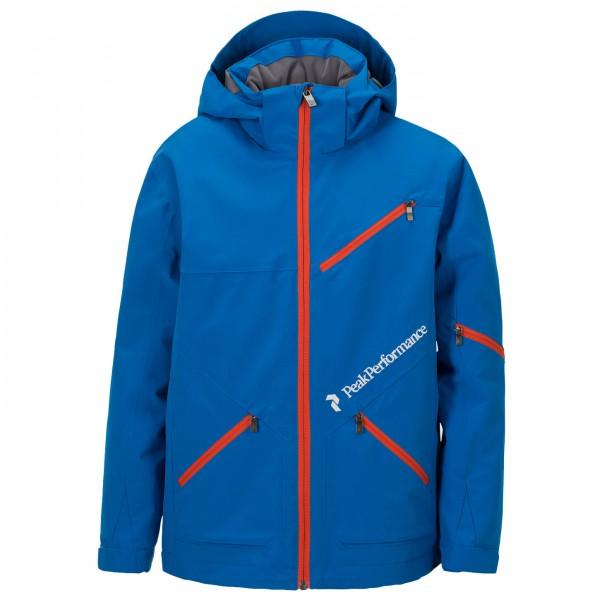 Peak Performance - Kid's Pop Jacket - Skijack