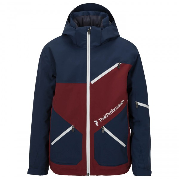 Peak Performance - Kid's Pop Jacket - Laskettelutakki