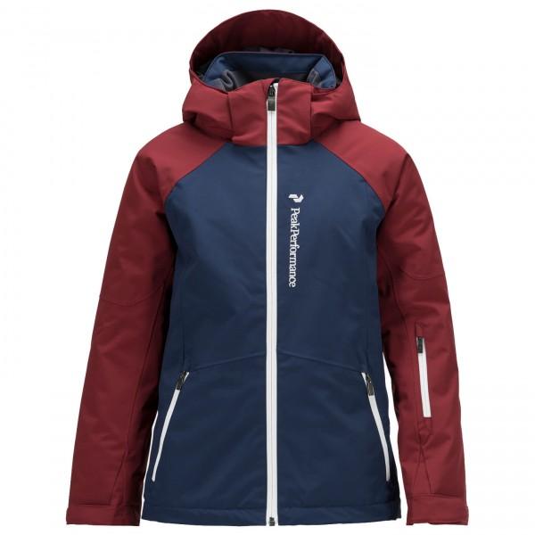 Peak Performance - Kid's Starlet Jacket - Ski jacket