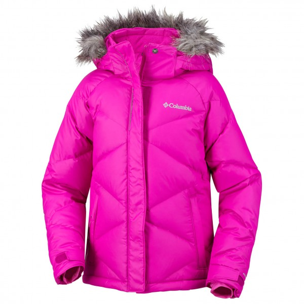 Columbia - Girl's Mini Lay D Down Puffer - Donzen jack