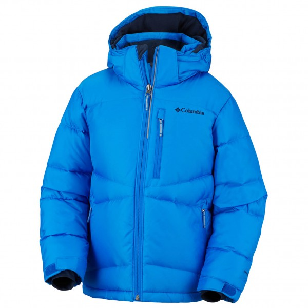 Columbia - Kid's Space Heater Jacket - Down jacket