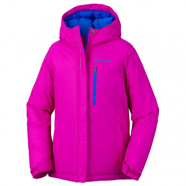Columbia - Girl's Alpine Free Fall Jacket - Laskettelutakki
