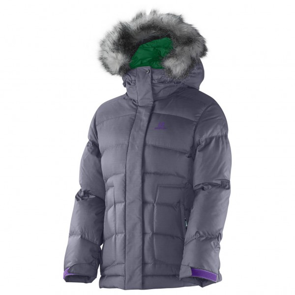 Salomon - Girl's Electra Jacket - Down jacket