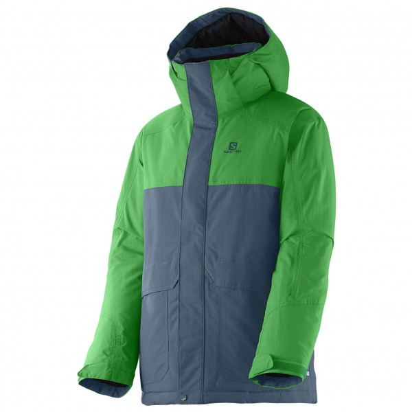Salomon - Kid's Chillout Jacket - Laskettelutakki