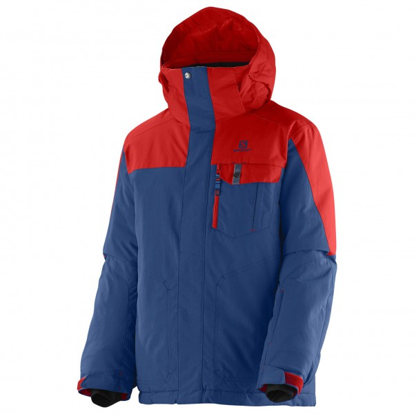 Salomon - Kid's Snowflex Jacket - Laskettelutakki