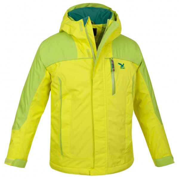 Salewa - Kid's Gelu 2.0 PTX/PF Jacket - Ski jacket