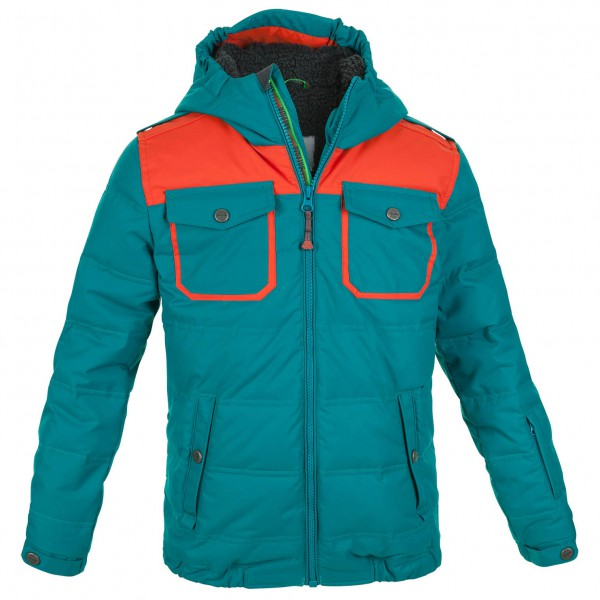 Salewa - Kid's Caleo PTX/Down Jacket - Daunenjacke