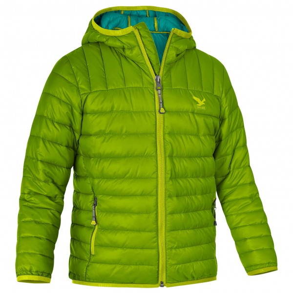 Salewa - Kid's Bunny Ears Baby PF Jacket - Synthetisch jack