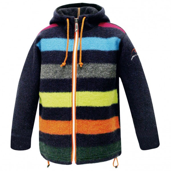 Ivanhoe of Sweden - Junior Stripe - Veste en laine