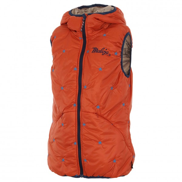 Maloja - Kid's DahibaG. - Synthetische bodywarmer