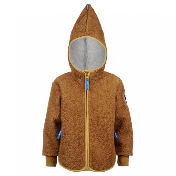 Finkid - Kid's Tonttu Teddywind - Softshell jacket