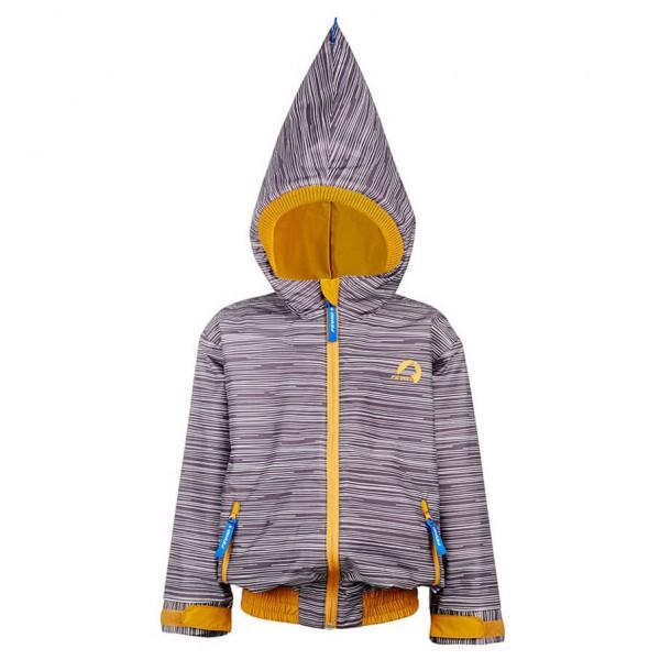 Finkid - Kid's Tuulis Lines - Hardshell jacket