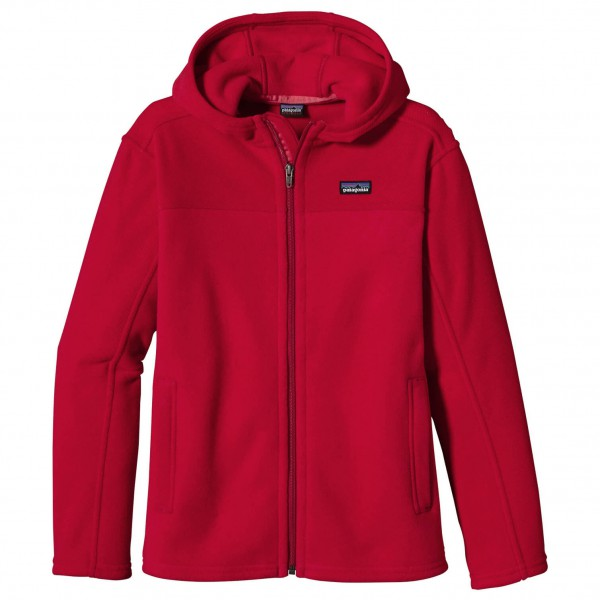 Patagonia - Boy's Simple Synchilla Hoody - Fleecetakki