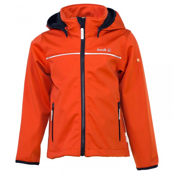 Kamik - Boy's Softshell Jacket - Softshelltakki