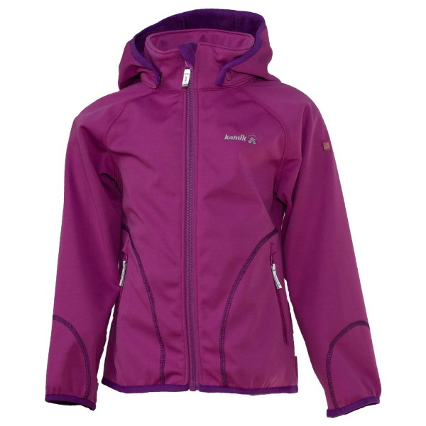 Kamik - Girl's Softshell Jacket - Softshelltakki