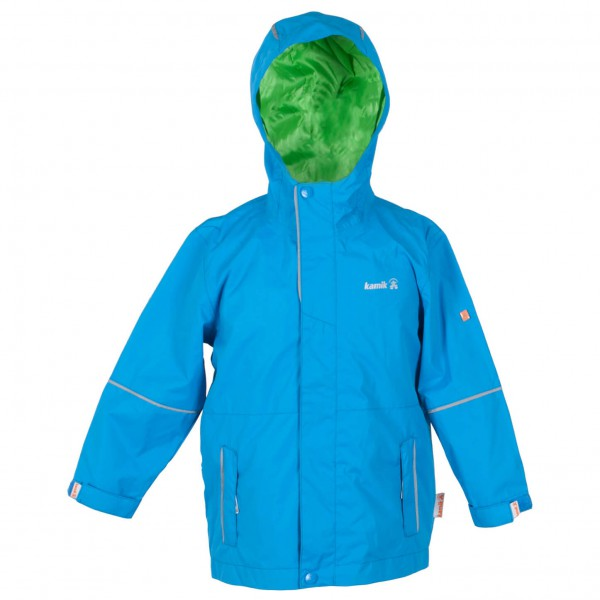 Kamik - Boy's PU Rain Jacket - Hardshelljack