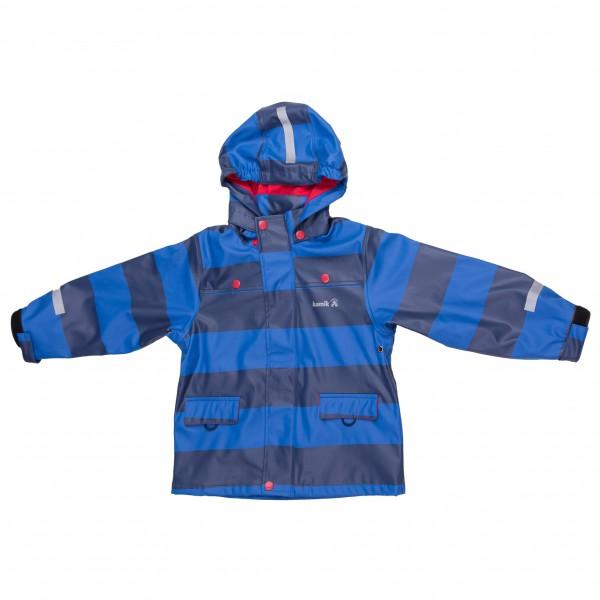 Kamik - Kid's PU Jersey Rain Jacket - Hardshelljack