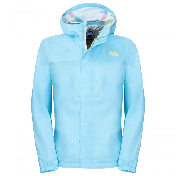 The North Face - Girl's Zipline Rain Jacket - Hardshelltakki