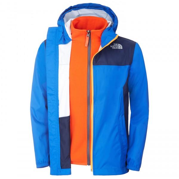 The North Face - Boy's Kikori Rain Triclimate Jacket