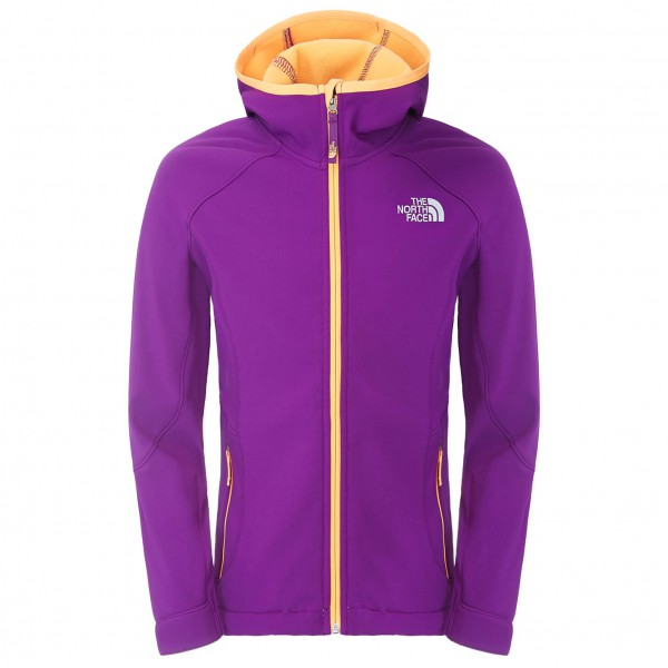The North Face - Girl's Softshell Jacket - Softshell jacket