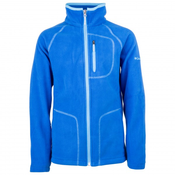 Columbia - Kid's Fast Trek II Full Zip - Fleecejack