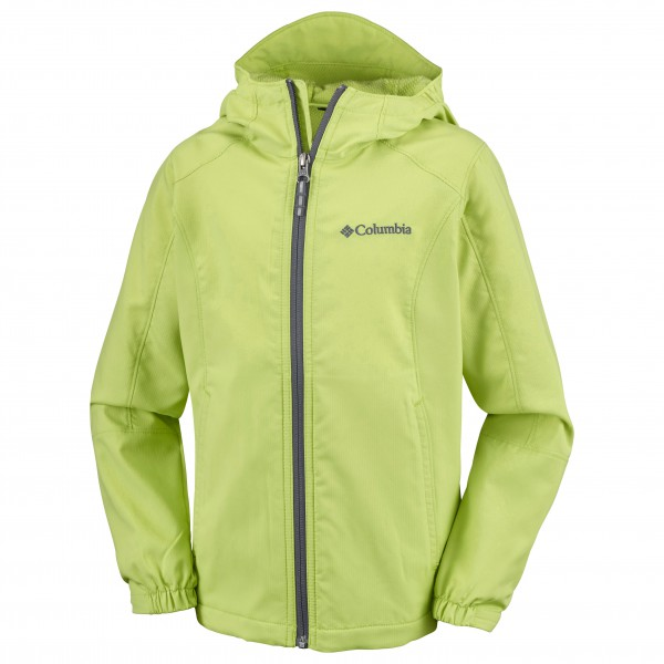 Columbia - Kid's Splashflash II Hooded Softshell Jacket - Softshell jacket