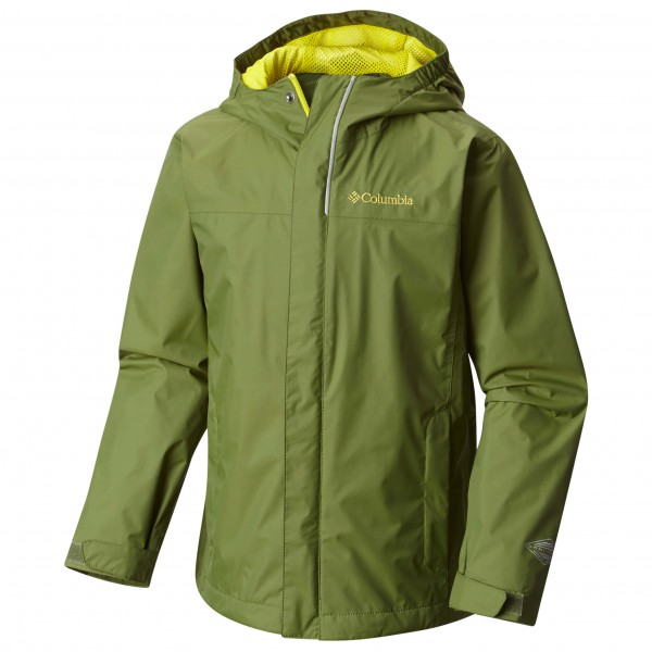 Columbia - Kid's Watertight Jacket - Hardshelltakki