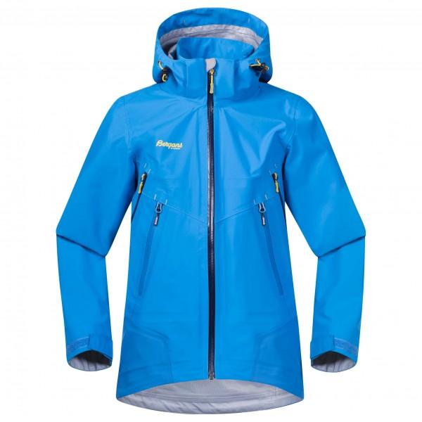 Bergans - Ervik Youth Jacket - Hardshelltakki