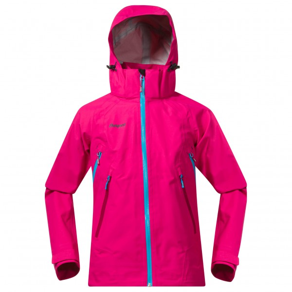 Bergans - Ervik Youth Girl Jacket - Veste hardshell