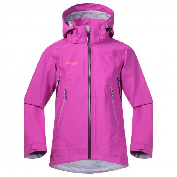 Bergans - Ervik Youth Girl Jacket - Hardshelltakki