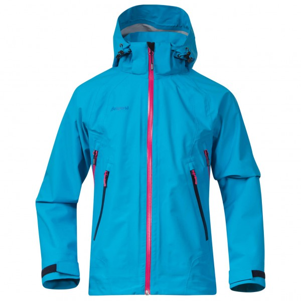 Bergans - Ervik Youth Girl Jacket - Regnjacka