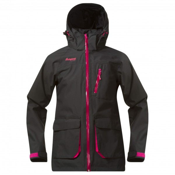 Bergans - Folven Youth Girl Jacket - Hardshelljack