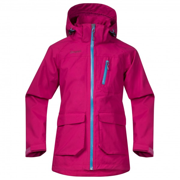 Bergans - Folven Youth Girl Jacket - Hardshell jacket