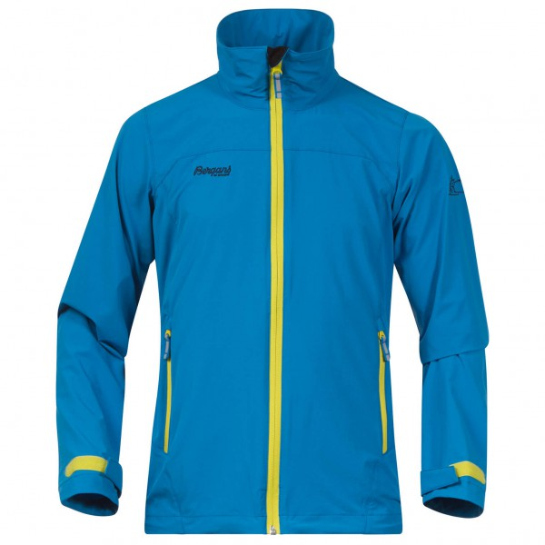 Bergans - Kleivi Youth Jacket - Softskjelljakke