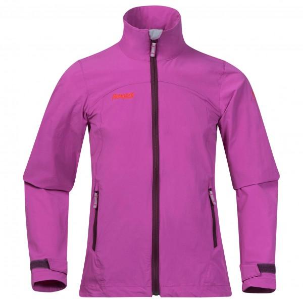 Bergans - Kleivi Youth Girl Jacket - Softshelltakki