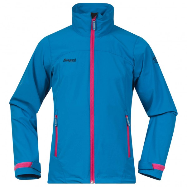 Bergans - Kleivi Youth Girl Jacket - Softshelljacke