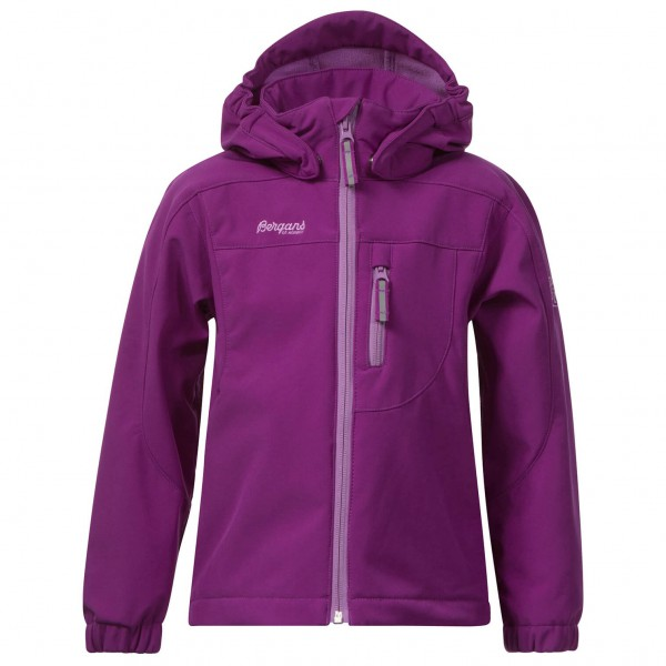 f38ad9123 Bergans Reine Jacket - Softshell jacket Kids   Product Review ...