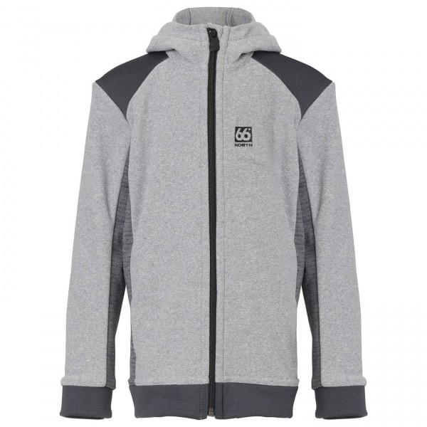 66 North - Kid's Sigyn Hooded Jacket - Veste polaire