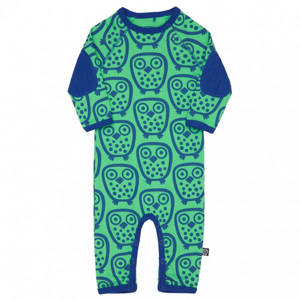 Ej Sikke Lej - Kid's Owl Cottonsuit - Overall