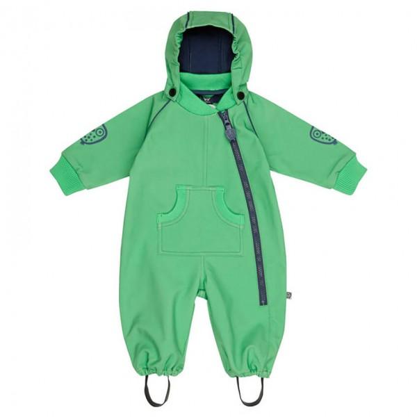 Ej Sikke Lej - Kid's Soft Shell Suit Big Owl - Mono