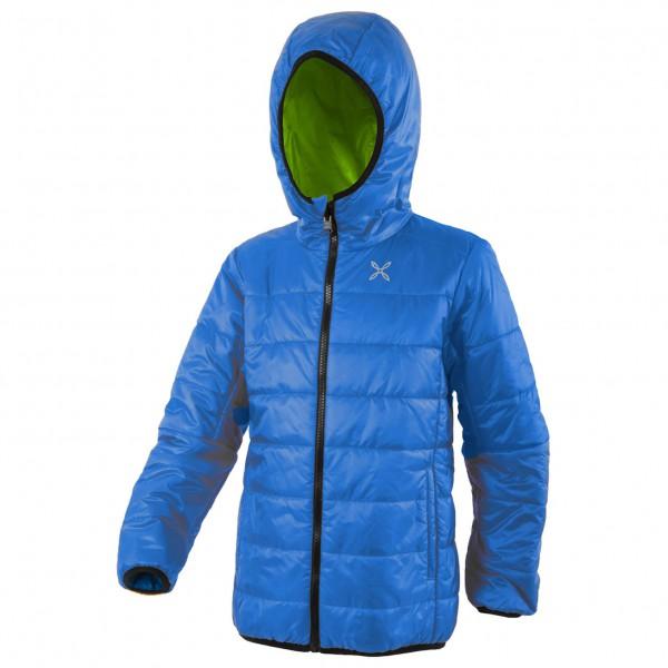 Montura - Kid's Reversible Prime Jacket - Tekokuitutakki